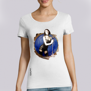 T-shirt femme Polar Bear : Cabaret big