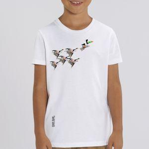 T-shirt enfant Oak Oak : 200 years of birds big
