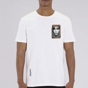T-shirt homme Polar Bear : Kiss me please small