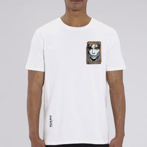 T-shirt homme Polar Bear : Kiss me please small