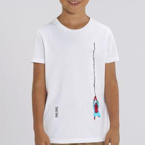 T-shirt enfant Oak Oak : Spiderman big