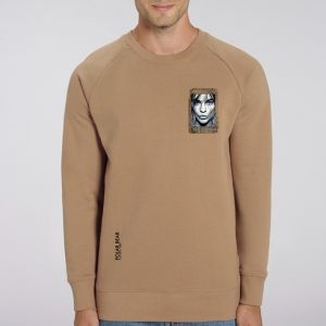 Sweat Homme Polar Bear : Kiss me please small