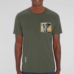 T-shirt homme Makatron :  Elephant warehouse small