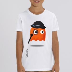 T-shirt enfant Oak Oak : Orange Ghost Revenge big