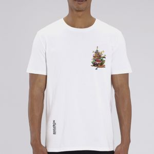 T-shirt homme Makatron : House of fun small
