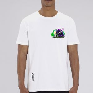 T-shirt homme Makatron : Monkey Brains small