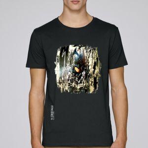 T-shirt Homme VERO CRISTALLI: Batman big