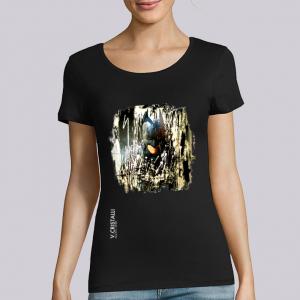 T-shirt Femme VERO CRISTALLI: Batman big