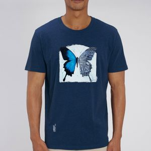 T-shirt homme Ardif : Butterfly mechanimal big