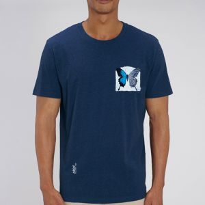 T-shirt homme Ardif : Butterfly mechanimal small