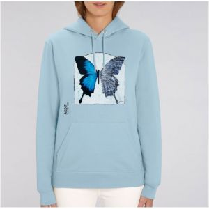 Sweat Femme Ardif : Butterfly mechanimal big