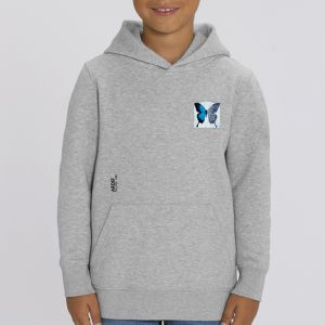 Sweat enfant Ardif : Butterfly Mechanimal small