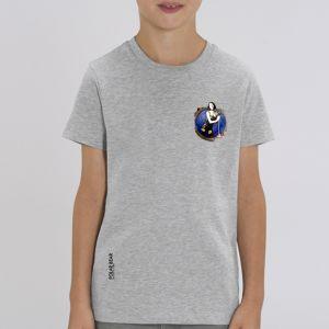 T-shirt enfant Polar Bear : Cabaret small
