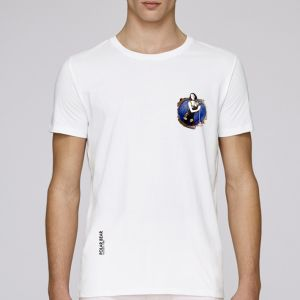 T-shirt homme Polar Bear : Cabaret small