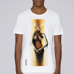 T-shirt homme Makatron : Cat Imaginations big