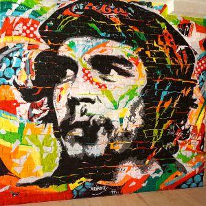 T-shirt Homme JO DI BONA : CHE GUEVARA big