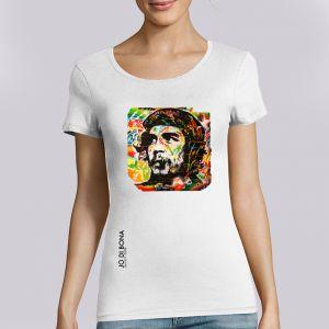 T-shirt Femme JO DI BONA : CHE GUEVARA big