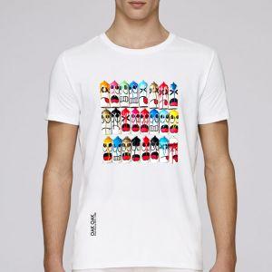 T-shirt homme Oak Oak : Oakysdead big