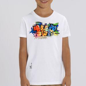 T-shirt enfant 1UP : french technique big
