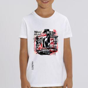 T-shirt Enfant VERO CRISTALLI: Gainsbarre big
