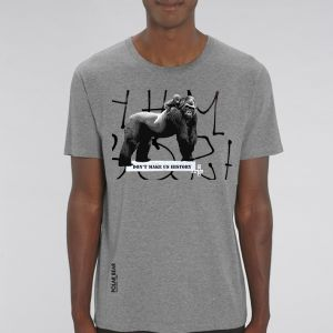 T-shirt homme Polar Bear : Gorille don't make us history big
