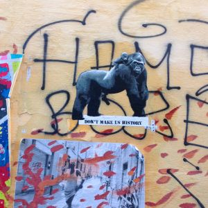 Sweat enfant Polar Bear : Don't Make Us History - Gorilla big