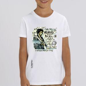 T-shirt Enfant VERO CRISTALLI: Hendrix big