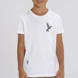 T-shirt enfant Ardif : Hummingbird mechanimal  small