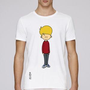 T-shirt homme Jo Little : Jo Rouge big