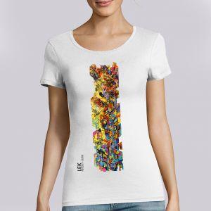 T-shirt Femme LEK : Jungle Brothers big