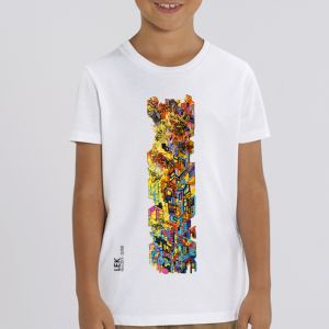 T-shirt Enfant LEK : Jungle Brothers big