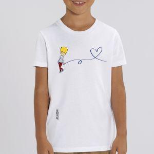 T-shirt enfant Jo Little : Jo Love big