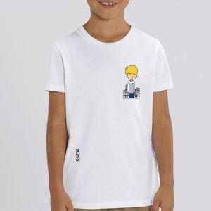 T-shirt enfant Jo Little : Jo Paris small