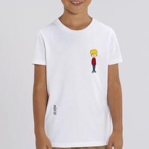 T-shirt enfant Jo Little : Jo Rouge small