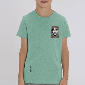 T-shirt enfant Polar Bear : Kiss me please small
