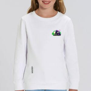 Sweat enfant Makatron : Monkey Brains small