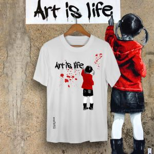 Polar Bear : art is life big