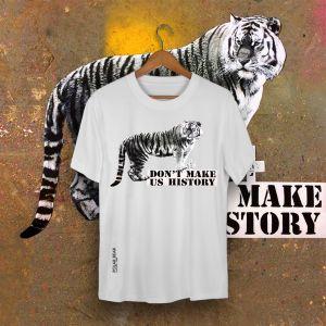 Polar Bear : Tigre don't make us history big
