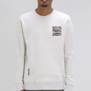 Sweat Homme Oak Oak : Oakysdead small