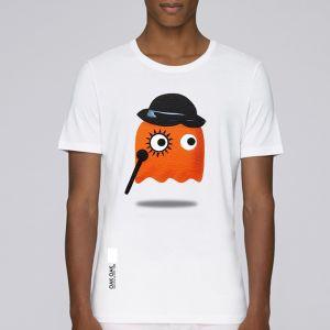 T-shirt homme Oak Oak : Orange Ghost Revenge big