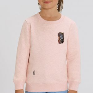 Sweat enfant Ardif : Seahorse Mechanimal small