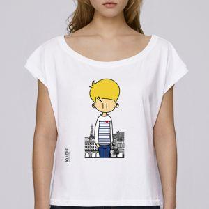 T-shirt femme Jo Little : Jo Paris big