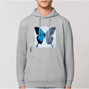 Sweat Homme Ardif : Butterfly mechanimal big