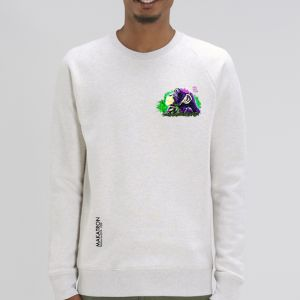 Sweat Homme Makatron : Monkey Brains small