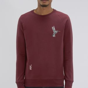 Sweat Homme Ardif : Hummingbird mechanimal  small