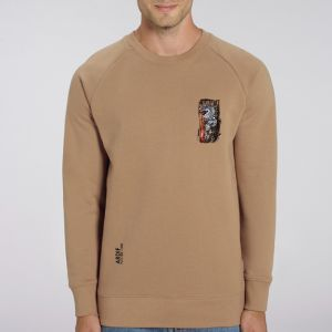 Sweat Homme Ardif : Seahorse Mechanimal small