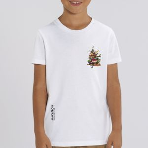 T-shirt enfant Makatron : House of fun small