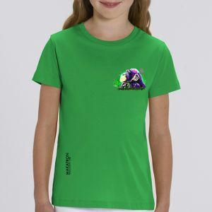 T-shirt enfant Makatron : Monkey Brains small