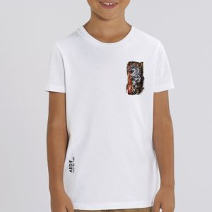 T-shirt enfant Ardif : Seahorse Mechanimal small