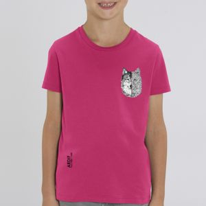 T-shirt enfant Ardif : Wolf mechanimal small